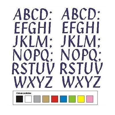 Sticky Letters